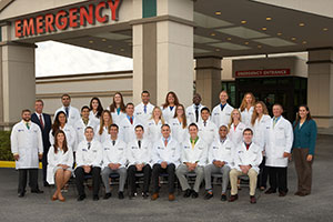 Graduate Medical Education - Residents