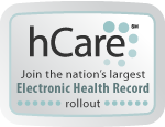 hCare Button